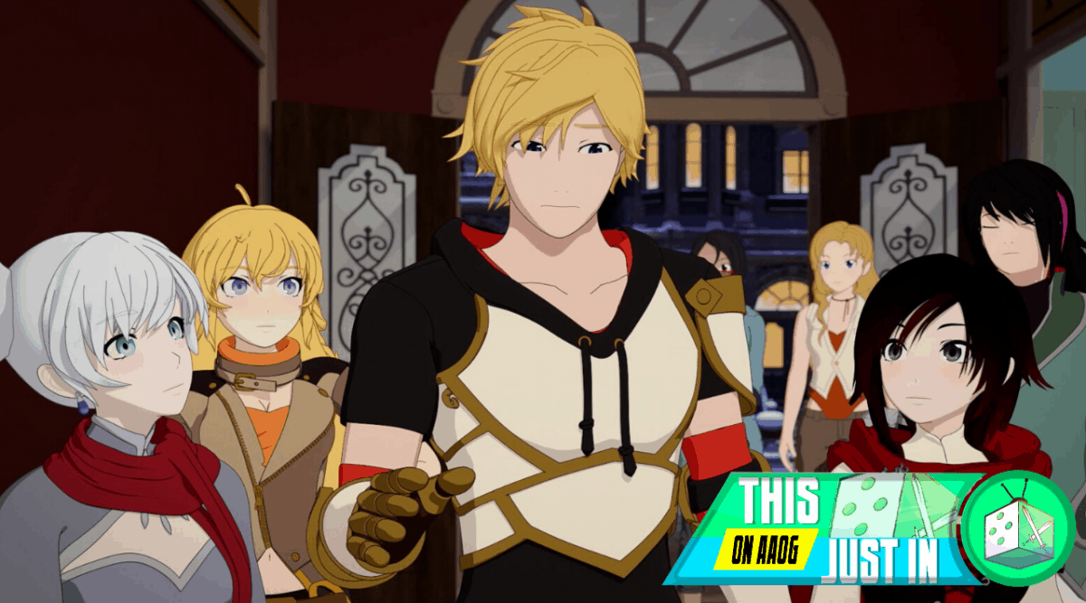 Rwby Volume 6 Chapter 9 Analysis All Ages Of Geek Only while blake is frightened and trying to run away then, she's fighting here. rwby volume 6 chapter 9 analysis all