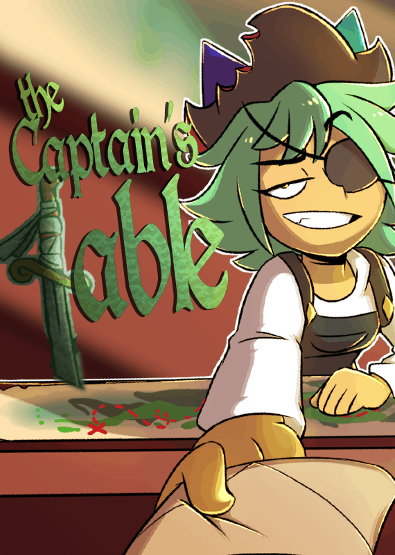 The Captain's Table Episode 1