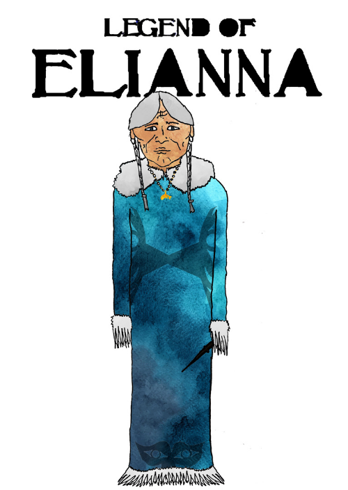 Legend of Elianna Chapter 23 | All Ages of Story Time